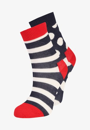 STRIPE 2 PACK - Socks - multi-coloured