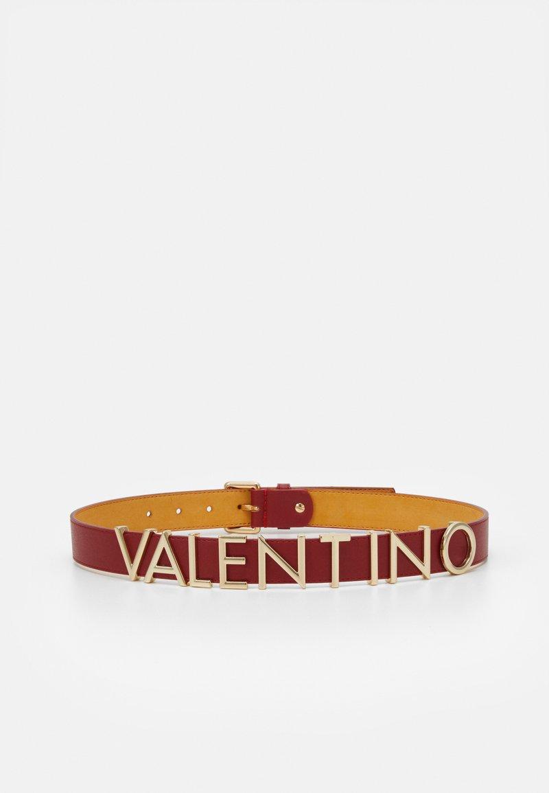 Valentino by Mario Valentino - EMMA WINTER - Pásek - rosso