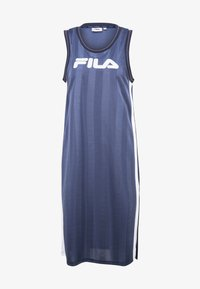 Fila - Day dress - crown blue bright white - 5