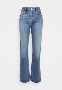 Agolde - LANA - Jeansy Straight Leg - blue denim - 0