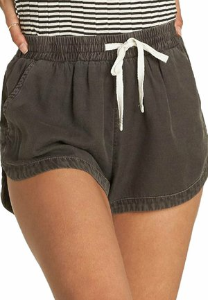 ROAD TRIPPIN - Shorts - off black