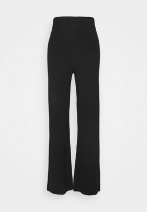 YASFIBA PANTS  - Bukse - black