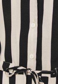 JDY - JDYSTAAR LIFE MID CALF DRESS - Shirt dress - tapioca/black - 2
