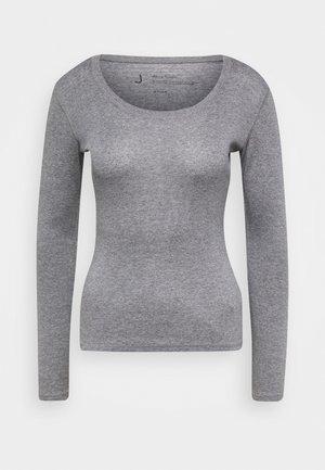 SORANA - Bluzka z długim rękawem - easy grey