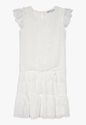 Cocktail dress / Party dress - milk white