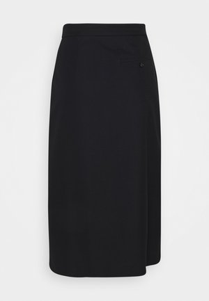 WOMENS SKIRT - Pencil skirt - dark blue