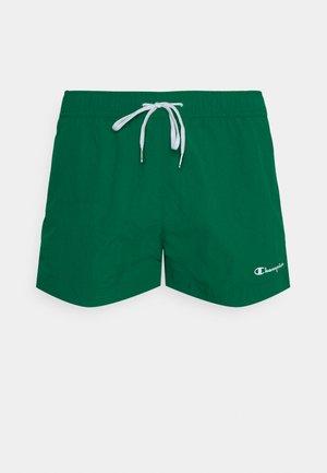 BEACH - Plavky - dark green