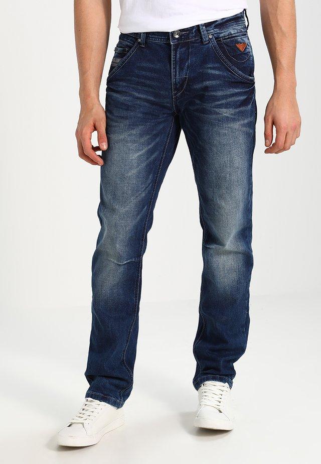 YARETH - Jeans straight leg - dark washed