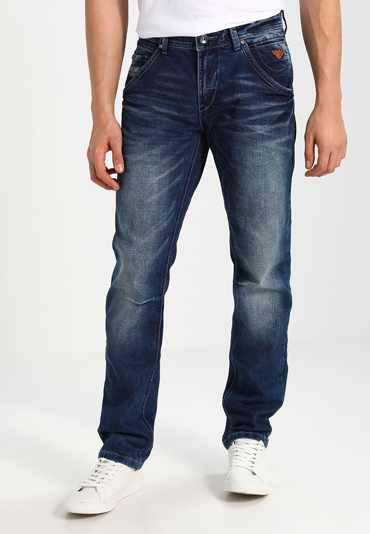 Cars Jeans - YARETH - Straight leg jeans - dark washed