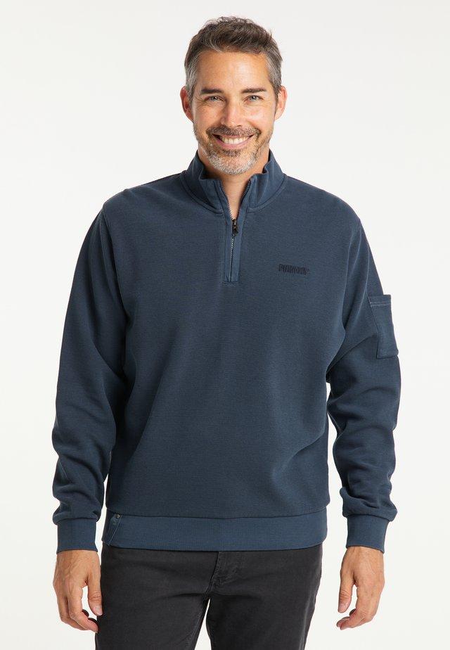 Sweatshirt - moodindigo
