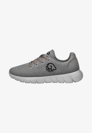 MERINO RUNNERS - Trainers - grey