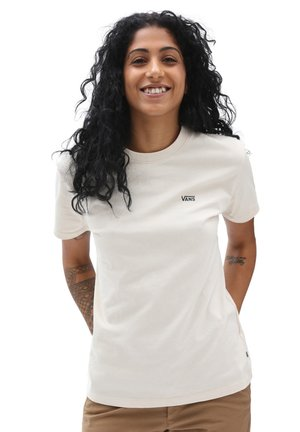 WM SURF SUPPLY - Camiseta estampada - sandshell