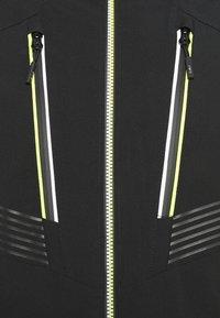 CMP - MAN JACKET ZIP HOOD - Ski jacket - nero - 3