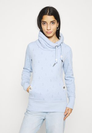 RYLIE MARINA - Sweatshirt - light blue