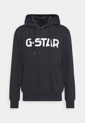 G-STAR HDD SW - Mikina skapucí - mazarine blue