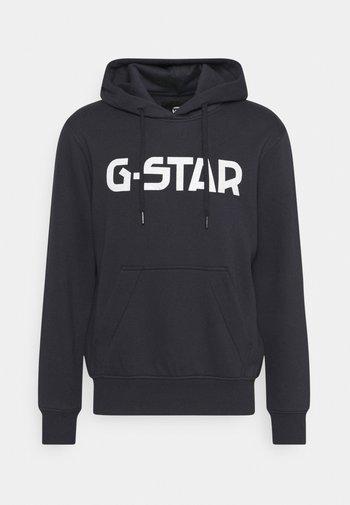 G-STAR HDD SW - Hoodie - mazarine blue