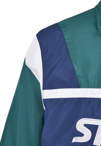 Starter - RETRO - Windbreaker - retro green/blue night/white - 7