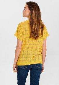 Nümph - NUDARLENE DARLENE - Print T-shirt - snapdragon - 1