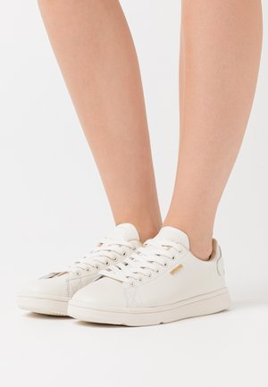 PREMIUM VINTAGE TENNIS TRAINER - Zapatillas - white
