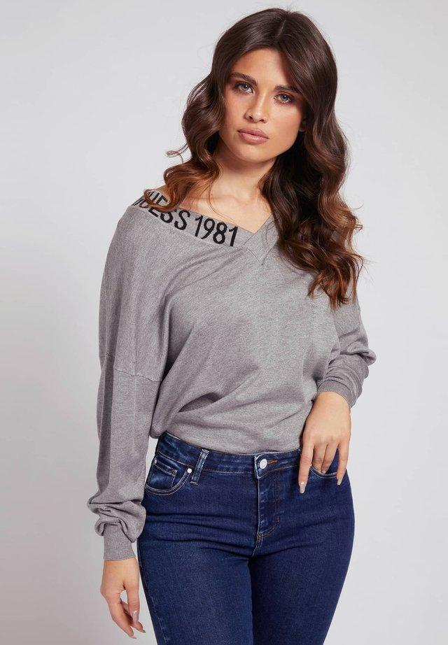 DALIA  - Sweter - grau