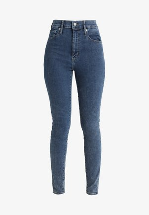 MILE HIGH SUPER SKINNY - Skinny džíny - blue denim