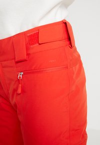 The North Face - PRESENA PANT - Ski- & snowboardbukser - fiery red - 6
