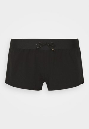 IN WAVES BOARD - Swimming shorts - black