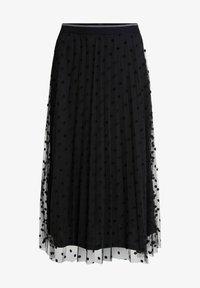 Oui - A-line skirt - black - 5