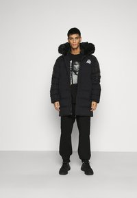 Kings Will Dream - HUNTON PUFFER  - Winter coat - black - 1