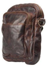 MONTANA - Across body bag - brown - 1