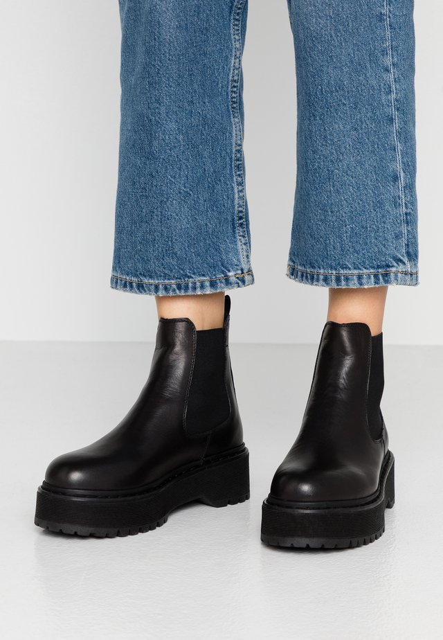 RANIE - Ankle boots - nero
