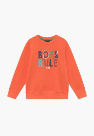 KIDS BOYS RULE  - Sweatshirt - orange