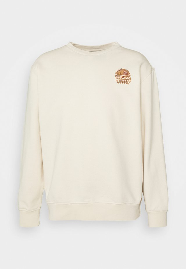 SUNSPOTS UNISEX - Sweatshirt - natural