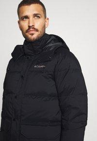 Columbia - ROCKFALL JACKET - Down jacket - black - 4