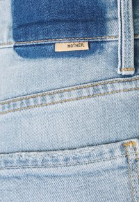 Mother - HIKER HOVER UNDONE - Straight leg jeans - light blue - 2