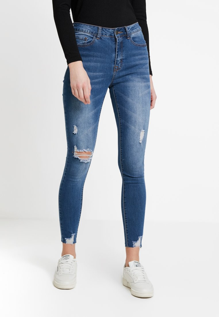 Even&Odd - Jeans Skinny Fit - dark blue