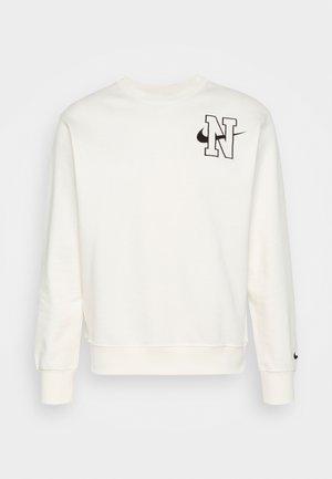 RETRO CREW - Sweatshirt - sail