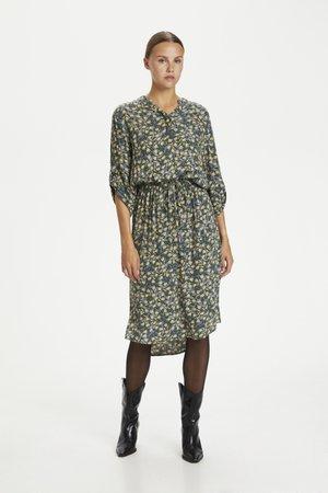 ZAYA - Day dress - grey