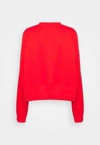 Nike Sportswear - CREW - Sweatshirt - chile red/white - 1