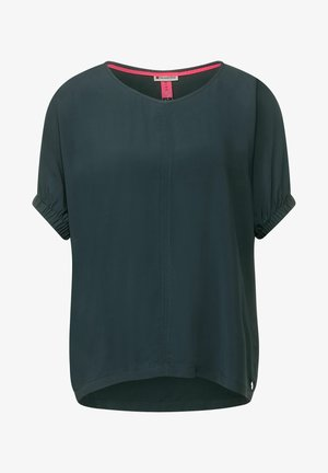 IN LÄSSIGEM FIT - Blouse - grün
