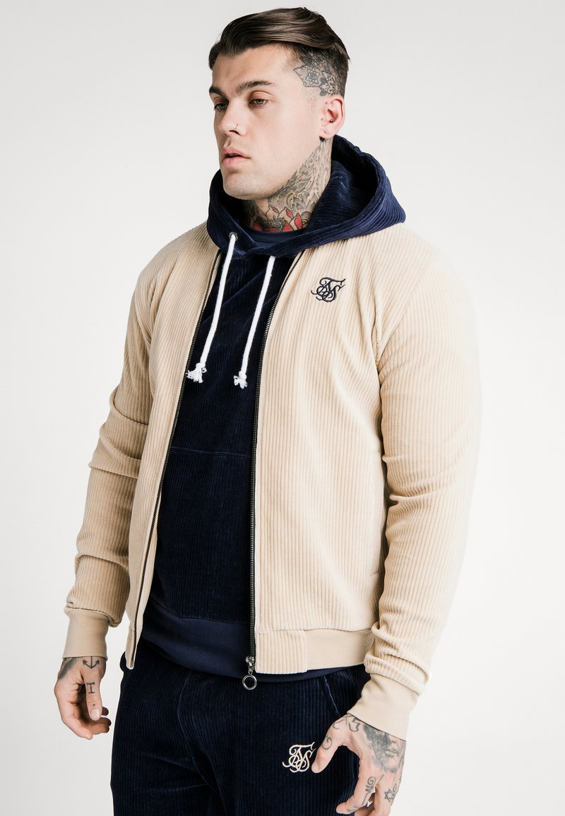 SIKSILK - ALLURE  - Bomberjacks - beige