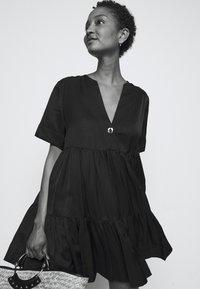 Claudie Pierlot - RIGOLE - Day dress - noir - 3