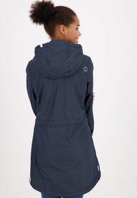 alife & kickin - Waterproof jacket - marine - 2