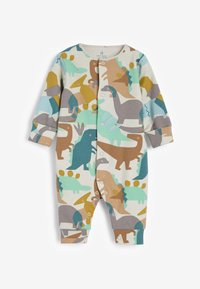 Next - 3 PACK  - Pyjamas - blue/brown/white - 1