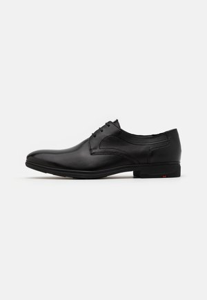 GENEVER - Smart lace-ups - schwarz