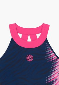 BIDI BADU - ALENIA TECH - Jersey dress - dark blue/pink - 3