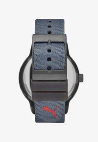 Puma - Watch - blue/red - 1