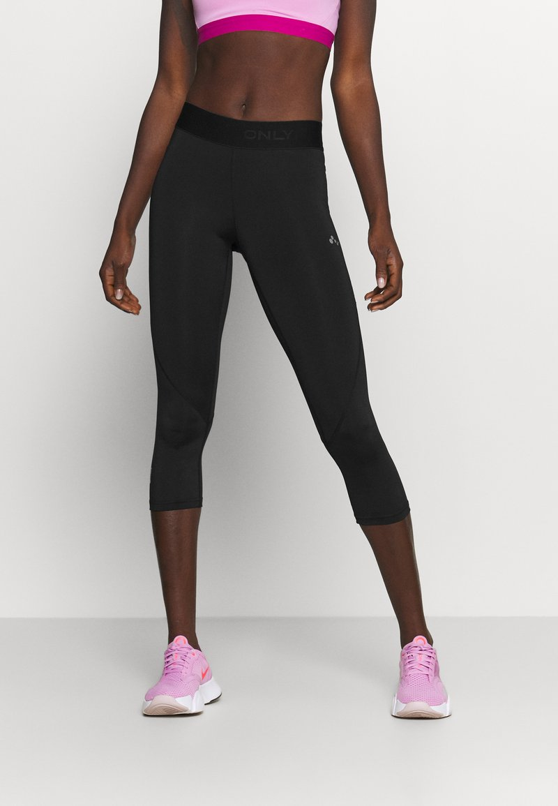 ONLY Play - ONPGILL TRAINING - Tights - black