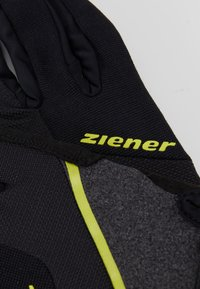 Ziener - CLYO TOUCH LONG - Rukavice - bitter lemon - 3