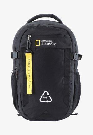 NATURAL - Rucksack - schwarz